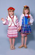 Костюмы Гуцулочка и Украинка; Артикул У28 и У32