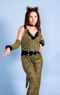 Костюм Леопардовая кошечка (леопард); Артикул Л3