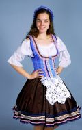 Костюм Баварочка (Пивной фестиваль в Германии); Артикул Бв18