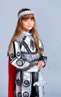 Костюм Рыцарь (для девочки); Артикул М.Рц21