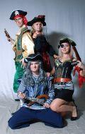 Костюмы Пиратов; Артикулы Ох2, Рз4, Пр1 и Пр3+К1
