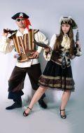 Костюмы Пиратов; Артикулы Рб1 и Пр1