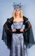 Костюм Темная Королева (Ведьма); Артикул Ск4