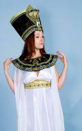 Костюм Египет (Нефертити белая) NEW; Артикул Гр7