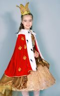 Костюм Королева (Капризная Принцесса); Артикул Пд56
