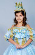 Костюм Принцесса-Золушка;Артикул Пд47