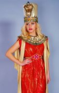 Костюм Египет (Нефертити красная); Артикул Гр8