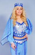 Костюм Принцесса Жасмин (Восточная красавица) NEW; Артикул В4