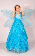 Костюм Бабочка голубая