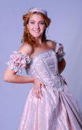 Костюм Миледи розовая; Артикул Бд22