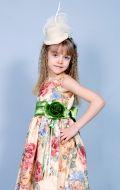 Костюм Стильная девчонка цветочный узор;  Артикул Ст32/Ст33/Ст34/Ст35