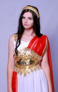 Костюм Богиня красоты Афродита (белый); Артикул Гр11