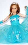 Бальное платье с розами; Артикул СМ77