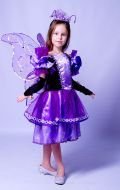 Костюм Бабочка фиолетовая (нет в наличии)