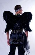 Костюм Черный Ангел; Артикул Гр6