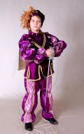 Костюм Принц фиолетовый; Артикул Пр3/Пр8/Пр22/Пр23