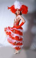 Костюм Бразилия (Бразильский карнавал); Артикул Б1