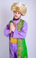 Костюм Султан Пастах Аль Зубай (Алладин); Артикул Сл4