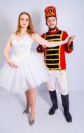 Костюмы Балерина и Щелкунчик; Артикулы Бл2 и Гс3