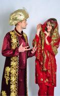 Костюмы Султан и Шахерезада; Артикулы Сл2 и В8