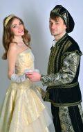 Костюмы Ромео и Джульетта; Артикулы Бк5 и Пд2