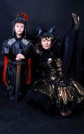 Костюмы Спартакус и Темная королева; Артикулы Рц10 и Мц3