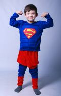 Костюм Супермен; Артикул С1