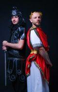 Костюмы Гладиатор и Цезарь; Артикулы Лг3 и Гр2