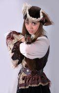 Костюм Пиратка; Артикул П2
