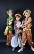 Костюмы Султанов; Артикулы Сл6, Сл8 и Сл14