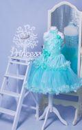 Бальное платье Аквамарин;  Артикул СМ102