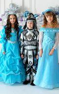 Костюмы Рыцарь, Эльза и Принцесса