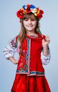 Украинский национальный костюм; Артикул У9/ У3