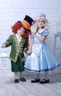Костюмы Алиса и Безумный шляпник; Артикул А1 и Мк3