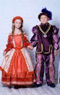 Костюмы Ромео и Джульетта; Артикул Пд43 и Пр23