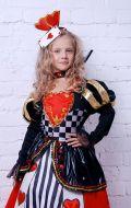 Костюм Королева Сердец (Красная Королева) NEW; Артикул Х2