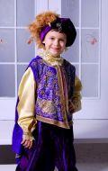 Костюм Принц фиолетовый расшитый; Артикул Пр22