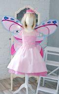 Костюм Бабочка нежно-розовая; Артикул СМ113+КрК2