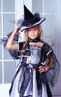Костюм Волшебница черно-серая; Артикул Х17
