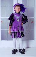 Костюм Принц фиолетовый с серебром; Артикул Пр8
